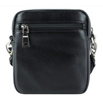 сумка мужская небольшая через плечо из натуральной кожи