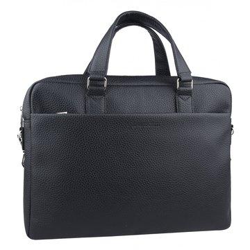 сумка мужская для документов а4 из искусственной кожи