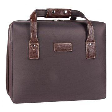 дорожная сумка бьюти-кейс (коричневая)