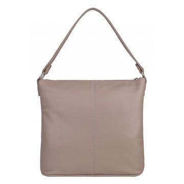 сумка женская из искусственной кожи (жемчужная)