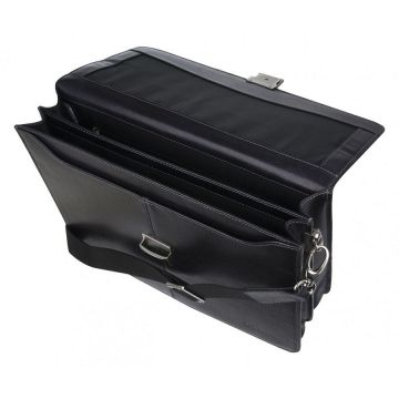 портфель мужской кожаный 2-399кFM1 милано
