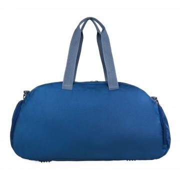 сумка спортивно-дорожная (синяя)