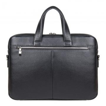мужская сумка портфель для документов из натуральной кожи