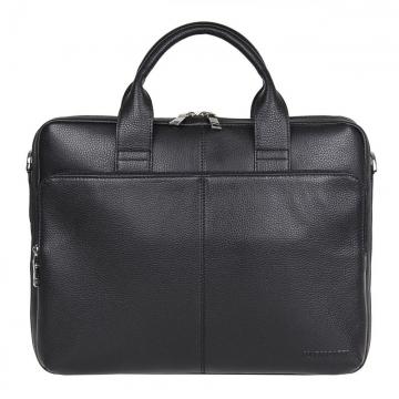 сумка мужская для бумаг и планшета из натуральной кожи