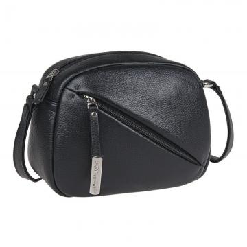 сумка женская через плечо из натуральной кожи