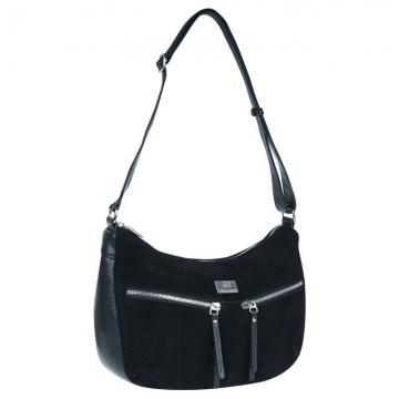 сумка женская замшевая