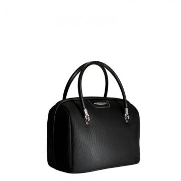 бьюти кейс на чемодан (черный)