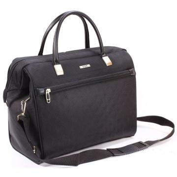 сумка-саквояж 233 черная
