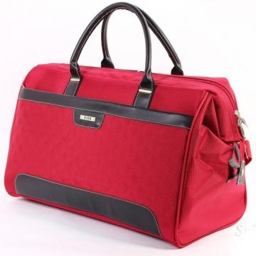 сумка-саквояж 232 красная