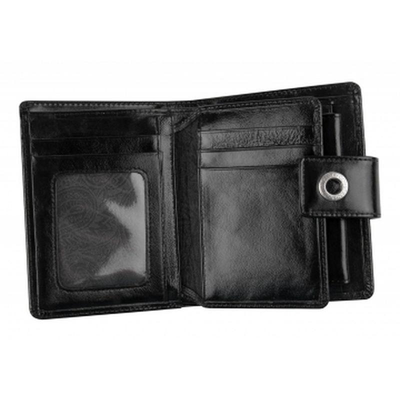 женский кожаный кошелёк 0-318С нл