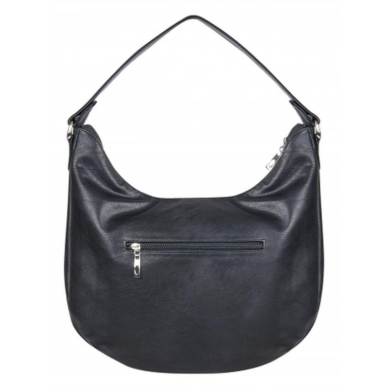 сумка женская из искусственной кожи 1-4065-013 черн