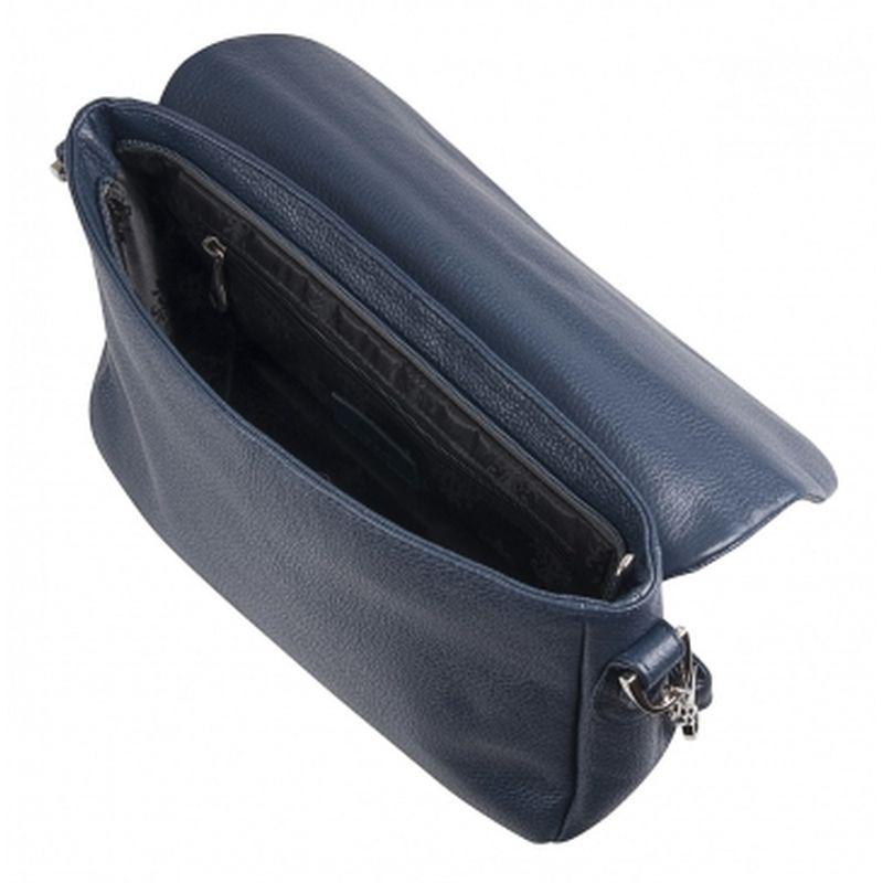 женская сумка кожаная 1-3261к-008 океан