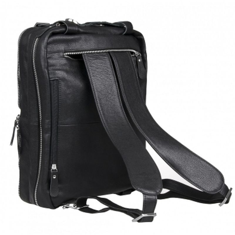 сумка мужская кожаная 2-782кFM1 ривьера