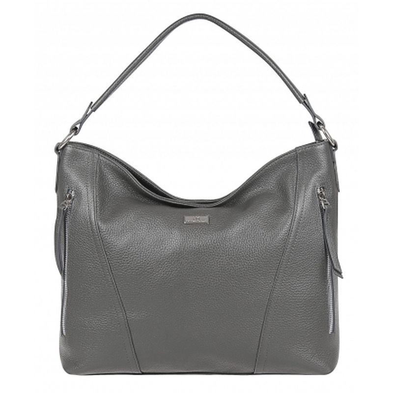 2d61e2a489f9 Женская сумка кожаная, 1-4087к-012 смок, смок купить в Санкт ...