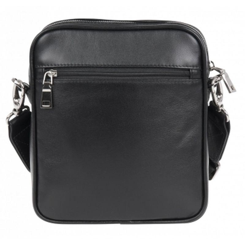 мужская сумка через плечо кожаная 2-431кFM1 ривьера