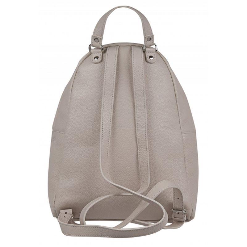 женский рюкзак для города кожаный