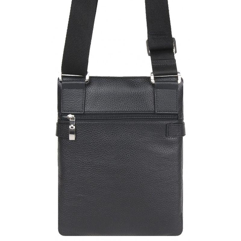 мужская сумка через плечо кожаная 2-430кFM1