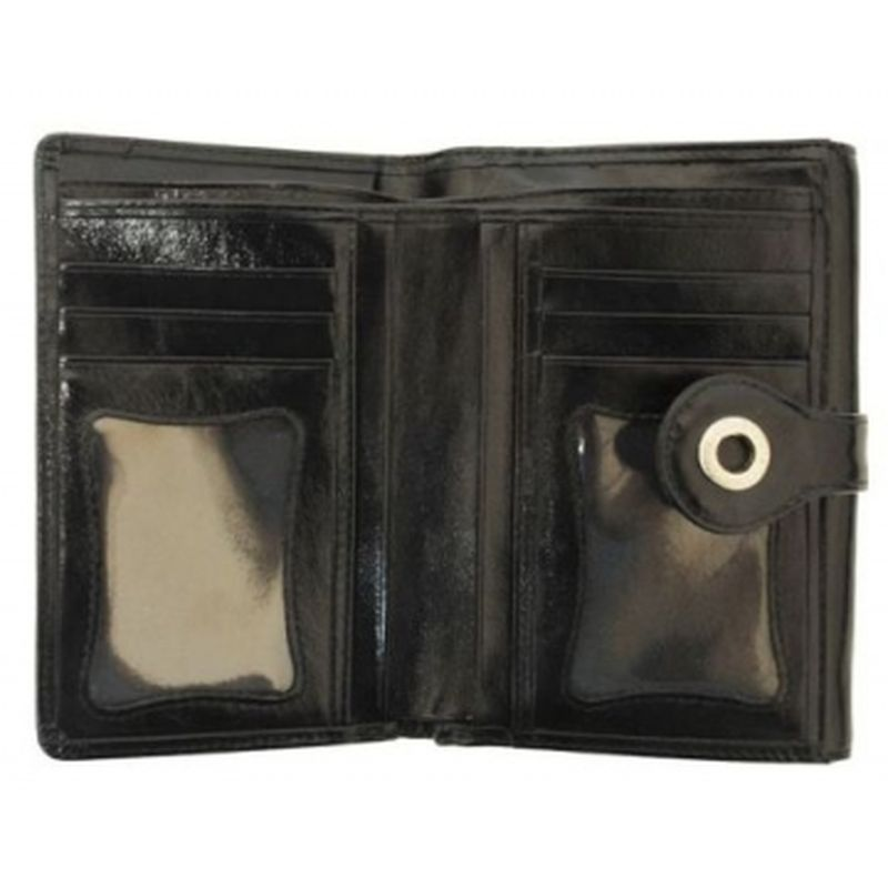 женский кожаный кошелёк 0-321С нл