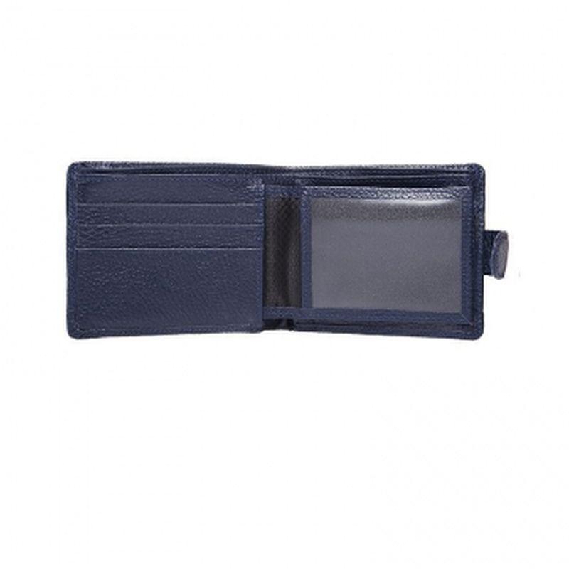 кошелек унисекс синий pm16-1580