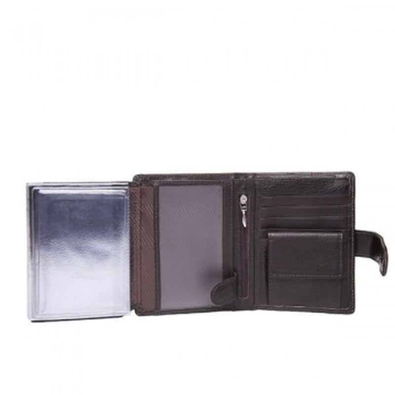 мужское портмоне с автодокументами тпа19-3 ТПА19-3