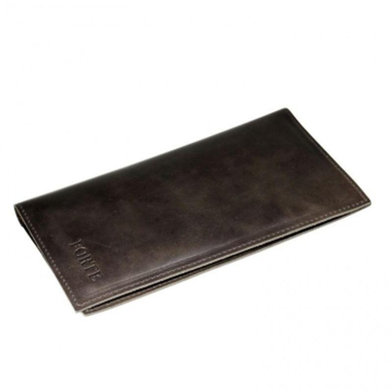 кожаный кошелек для купюр и карт pm 8-40
