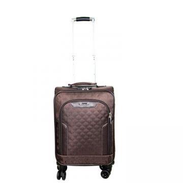 чемодан ручная кладь на 4-х съёмных колесах