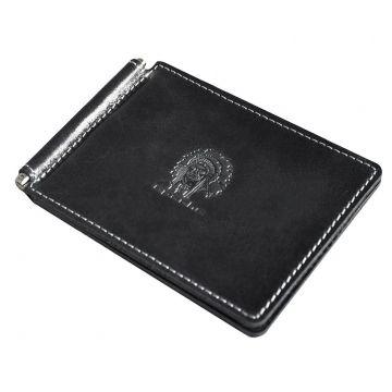 зажим для денег карт и мелочи ОК-3-А черный