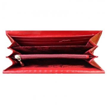 портмоне женское из натуральной кожи avenue rouge