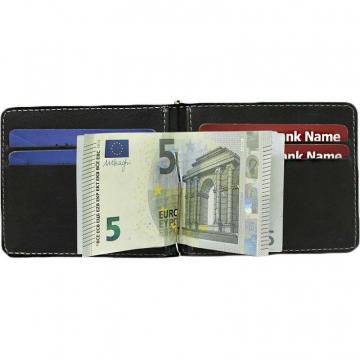 зажим для денег карт и мелочи